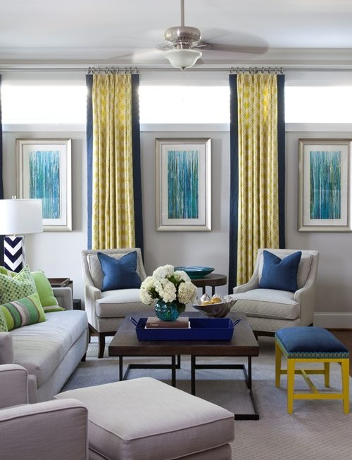 living-room-Yellow-and-Blue-on-a-Charming-Interior