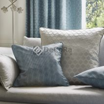 TIMELESS CAM 6-SET-DRAPERII-PERNE-DECORATIVE-MODEL-ELEGANT-BLEU-GRI
