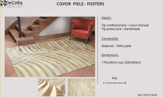 Fisa-Produs-Covor-Fosters-DDSLP3096-decoradesign.ro-HD