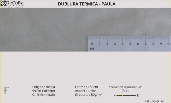 Fisa-Produs-Dublura-Termica-Paula-DDHR190-decoradesign.ro-HD
